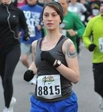 Louisville 10-miler 2010
